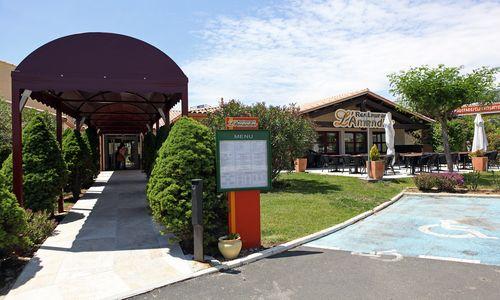 logis herault - pavillon - entree logis herault - bruno garcia