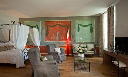 Chateau de Siran - Suite Junior 10 ©chateau de siran