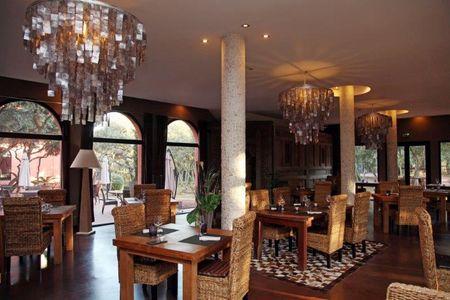 Salle de restaurant DISINI © Disini Hôtel