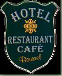 Hotel Bourrel Blason Hotel Bourrel Truscas