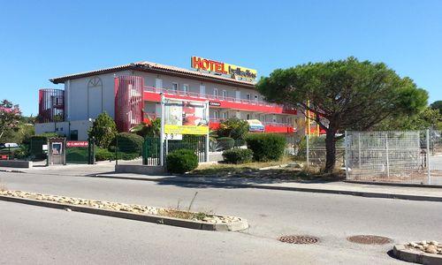 Hotel Balladins Sete Balaruc Entree 1 Hotel Balladins Sete Balaruc