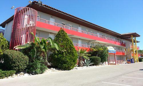 Hotel Balladins Sete Balaruc Entree 3 Hotel Balladins Sete Balaruc