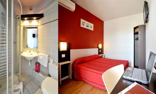 Hotel Balladins Sete Balaruc Chambre 2-1 Hotel Balladins Sete Balaruc