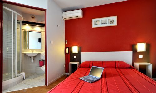 Hotel Balladins Sete Balaruc Chambre 2-2 Hotel Balladins Sete Balaruc