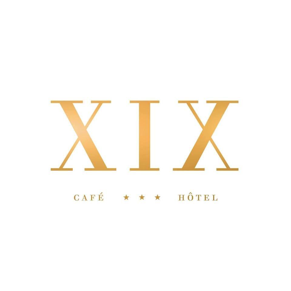 Café Hôtel XIX Béziers © Créativo