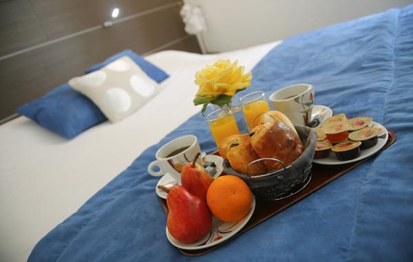 Hôtel Gil de France, hôtel 3* au Cap d'Agde - Chambre double © GIL DE FRANCE