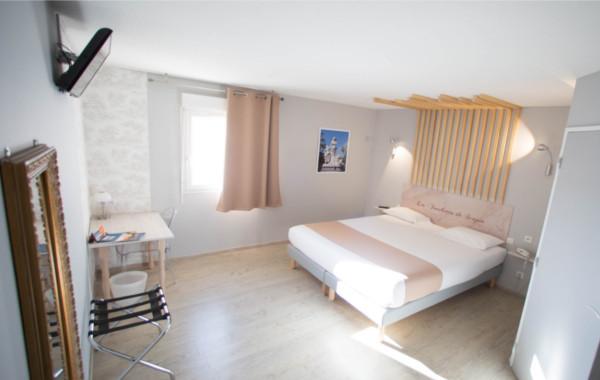Hôtel Grand Cap** à Agde - Chambre double Molière Hôtel Grand Cap