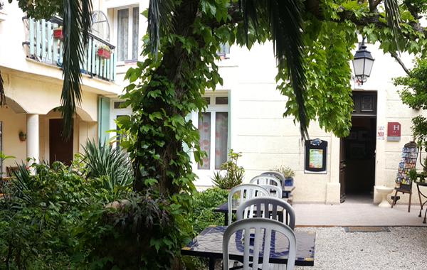 Hôtel le Patriarche** à Agde - Hôtel Hôtel le Patriarche