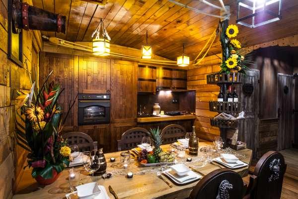Hôtel Cap Pirate-Cuisine Salle à manger 2017-Hôtel Cap Pirate Mathias Paltrié-Office de Tourisme Cap d'Agde Méditerranée