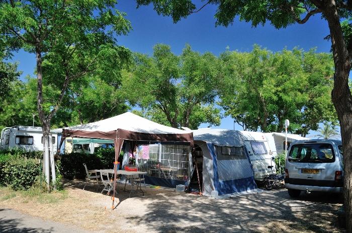 Camping municipal chemin des bains balaruc les bains - Office de tourisme de balaruc les bains ...