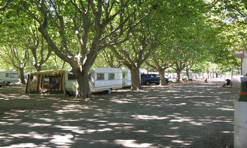 Camping Municipal de l'Orb Emplacements 1 Camping Municipal de l'Orb