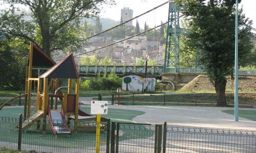 Camping Municipal de l'Orb Jeux Enfants Camping Municipal de l'Orb