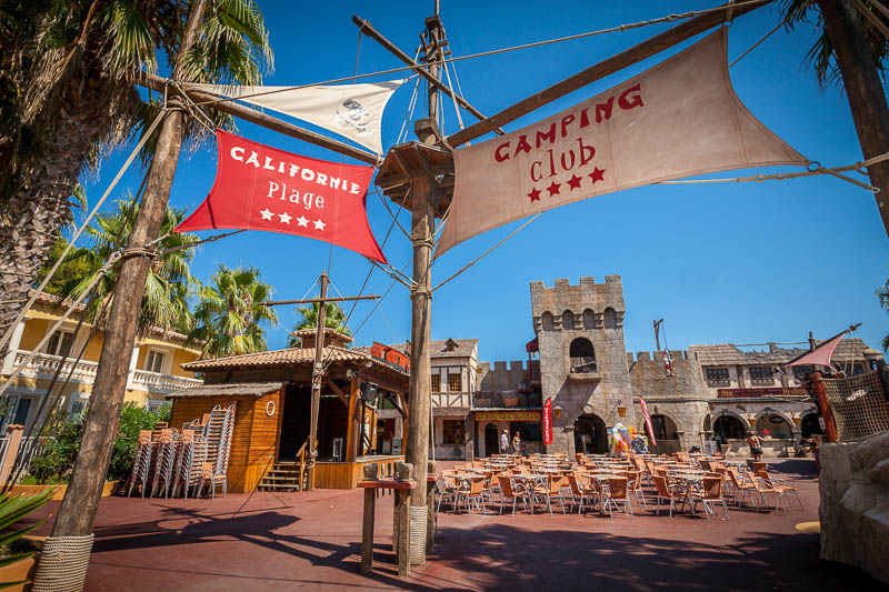 Camping Californie Plage-Vias_0 Sud de France Développement