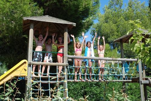 8 Jeux enfants PRL Domaine Sainte Véziane
