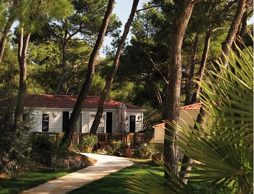 Camping résidentiel la Pinède 9 Camping la Pinède Castelnau de Guers