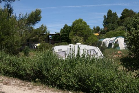 Camping Mas de Lignières (1) Camping du Mas de Lignières