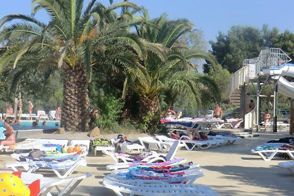 Camping Le Cap Agathois-La Nina*** à Agde- piscine Camping Le Cap Agathois-La Nina