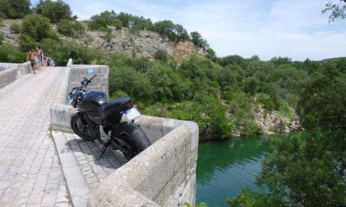 Herault River Canyons Montpellier Garrigue Country
