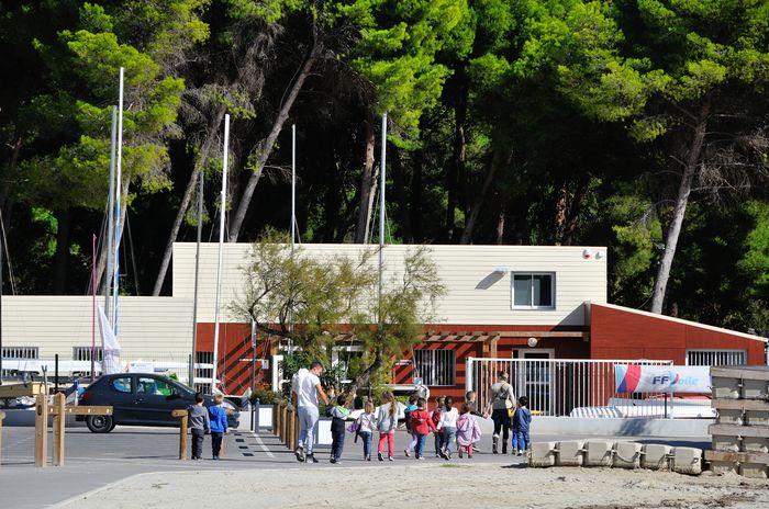 Centre nautique municipal manureva balaruc les bains - Office de tourisme balaruc les bains ...