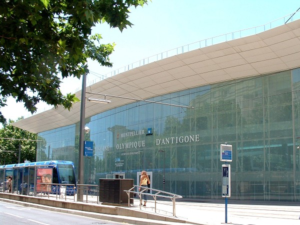 Piscine Olympique D Antigone Montpellier