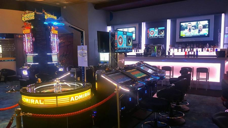 Casino Valras Plage Restaurant