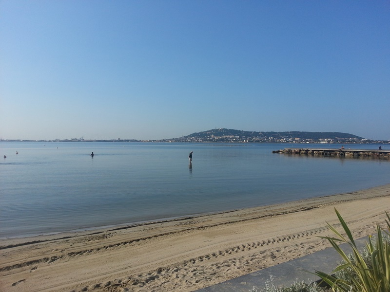 Plages sur la lagune de Thau Balaruc-les-Bains Office de Tourisme de Balaruc-les-Bains