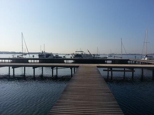 Embarcadere du plan du port balaruc les bains - Office de tourisme de balaruc les bains ...