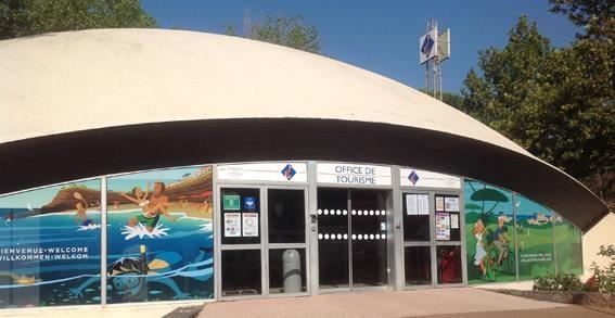 Office de tourisme cap d 39 agde mediterranee agde - Office du tourisme de vias ...