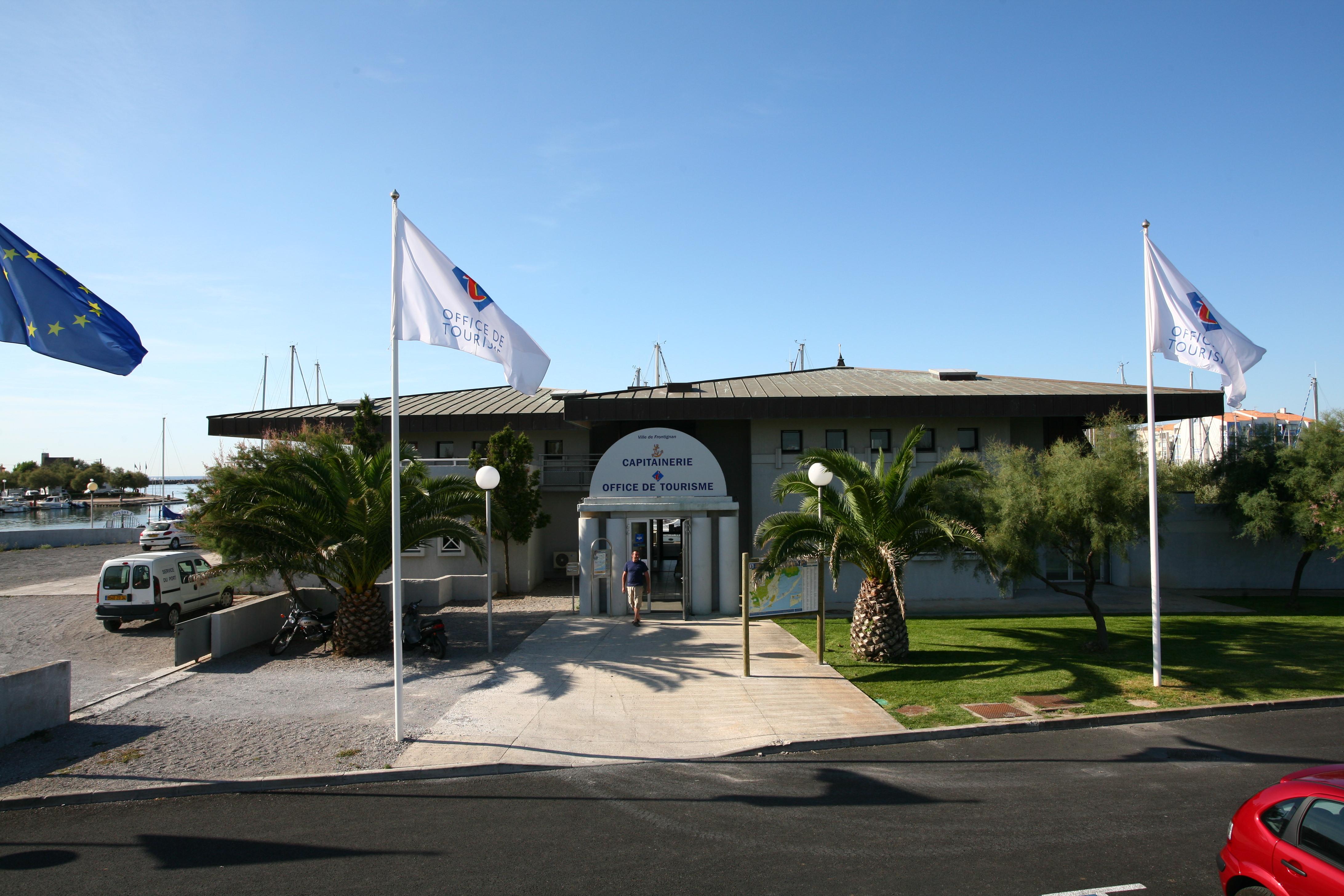 Office de tourisme de frontignan plage frontignan - Office de tourisme biscarrosse plage ...