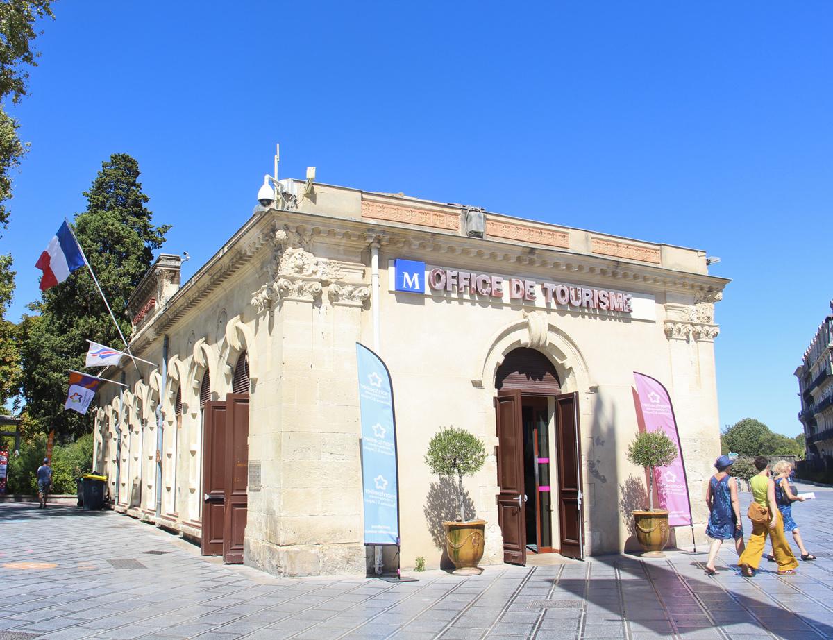 Office de tourisme et des congres montpellier mediterranee metropole montpellier - Office du tourisme montpellier ...