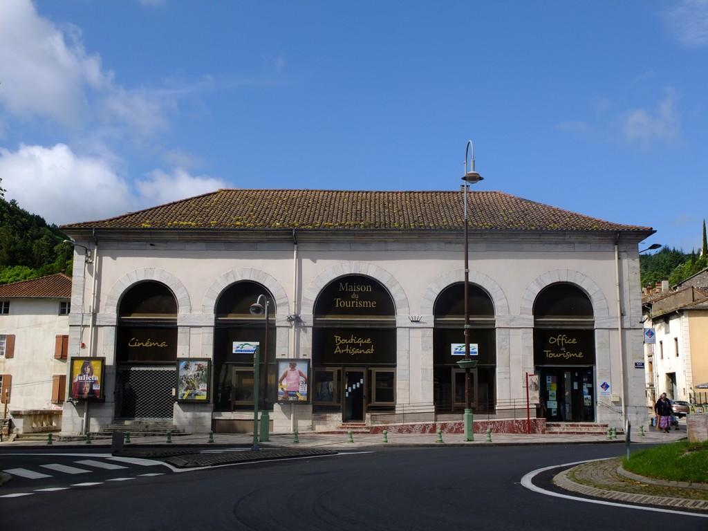 Office de tourisme du saint ponais saint pons de thomieres - Office de tourisme de pons ...