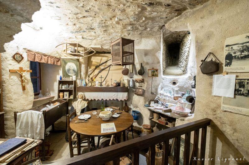 Musee_d_Olargues_X-ligonnet OT Minerois Caroux - X Ligonnet