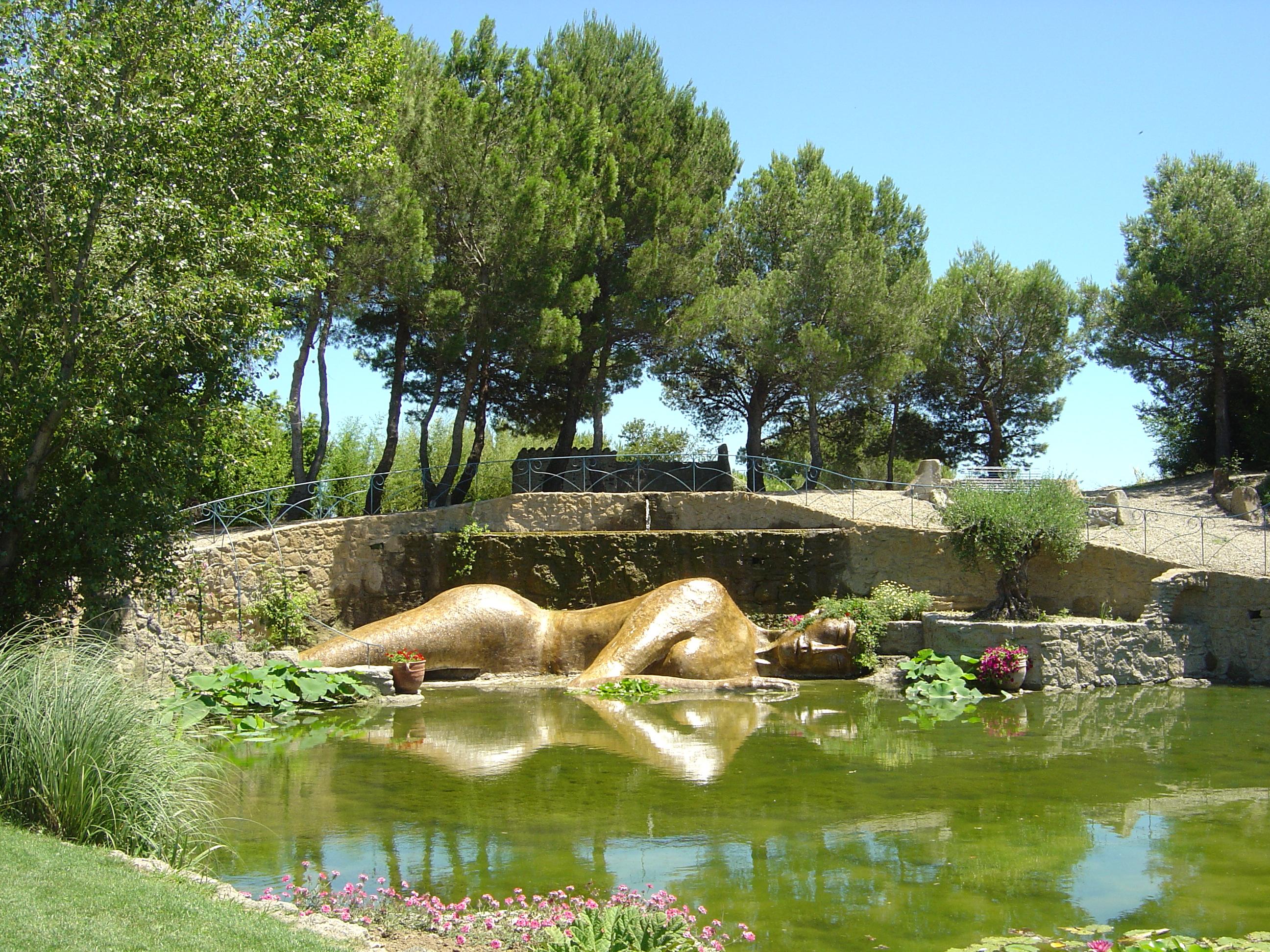 Le jardin de saint adrien servian - Les jardins de saint adrien ...