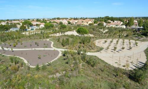 Arboretum.7 Ville de Lunel