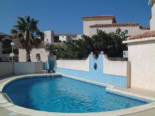 Résidence Les Toscanes au Cap d'Agde - La piscine Résidence Les Toscanes