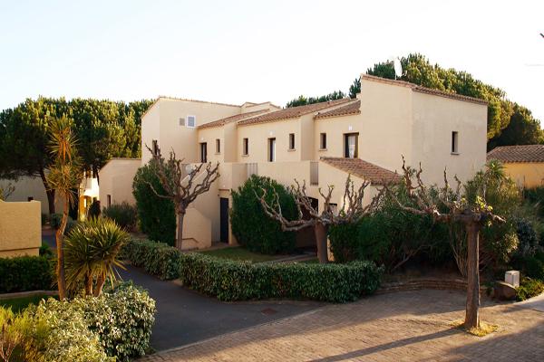 Résidence Saint-Loup au Cap d'Agde - Les logements Résidence Saint-Loup